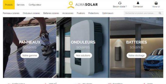 Société de panneaux solaires pour entreprise et particulier