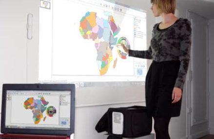 La référence du tableau blanc interactif c'est Speechi !