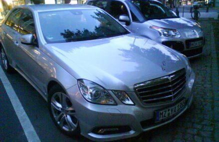 Location de voiture de luxe avec chauffeur à Marseille