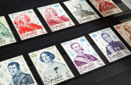 Ranger sa collection de timbres dans un classeur de timbre ?